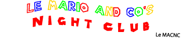 Le Mario and Co's Night Club